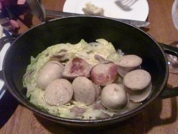 テューの料理